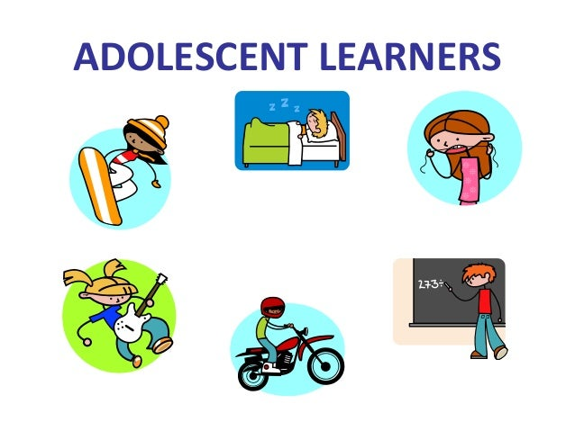 ADOLESCENT LEARNERS