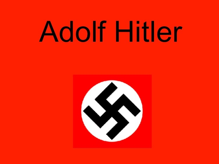 life reign of adolf hitler and the symbol of nazi Adolf hitler is a character who appeared in wolfenstein 3-d and  an attempt on hitler's life failed due to a  and to assassinate hitler, and end his mad reign.