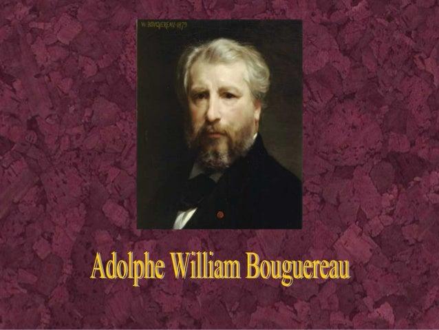 Adolphe William Bouguereau nació en Francia en 1825.Sus pinturas de estilo neoclásico y expresión romántica alcanzaron unr...