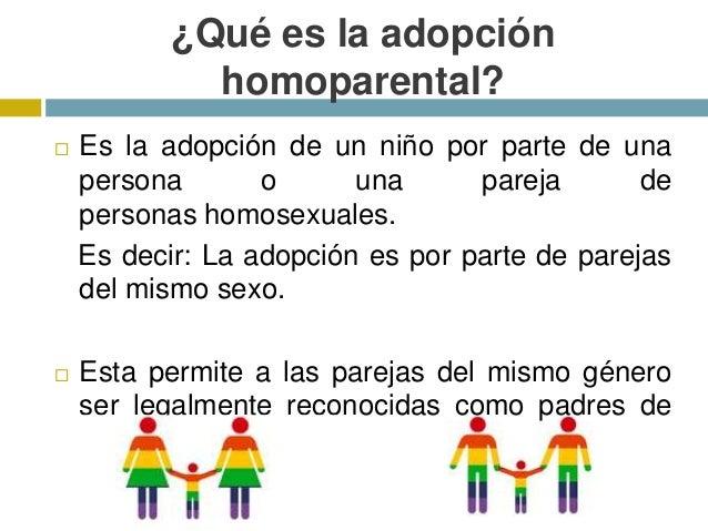 Adopcion homosexual en mexico en contra