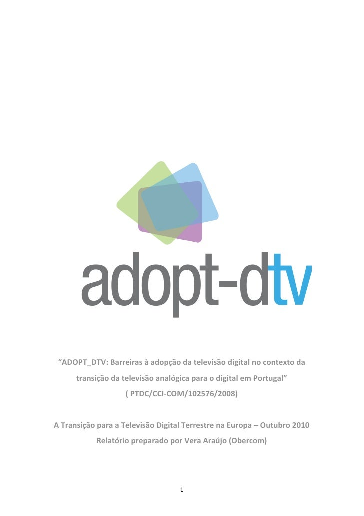 Adopt dtv digital-switchovereurope