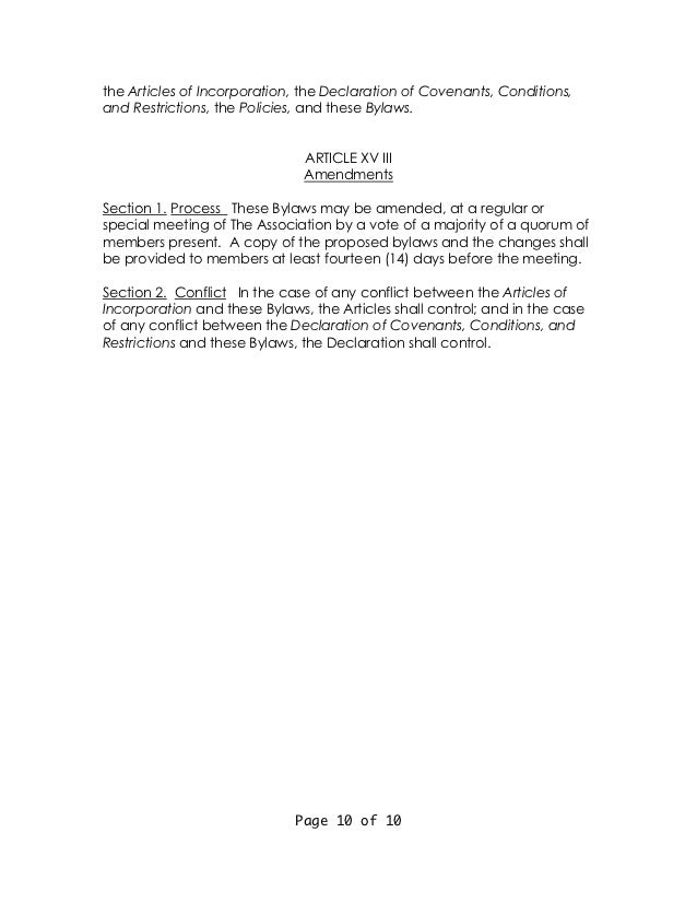 Adopted revised bylaws doc