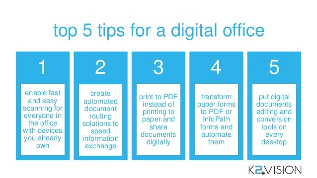 adopting paperless office the facts 7 638