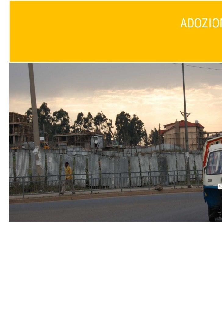 Adozioni a distanza Etiopia
