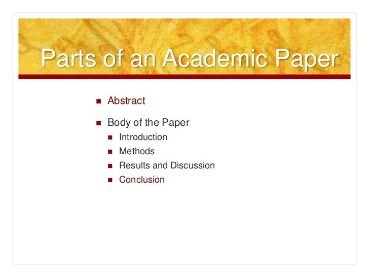 parts of an academic essay What this handout is about this handout will define what an argument is and explain why you need one in most of your academic essays part of understanding argument.