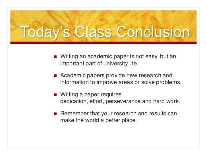 write research papers conclusion Conclusion of a research paper is extremely easy to write check out fabulous recommendations on making a superb conclusion of a research paper.