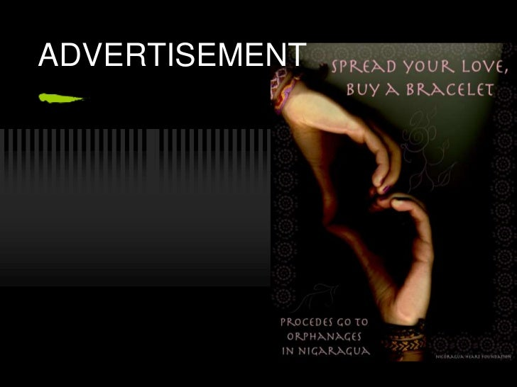Ad presentation