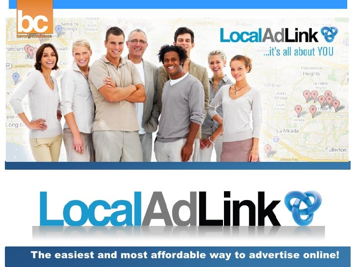The easiest and most affordable way to advertise online!