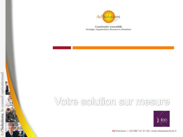Ad'Solutions | +33 0821 61 61 62 | www.siteadsolutions.fr