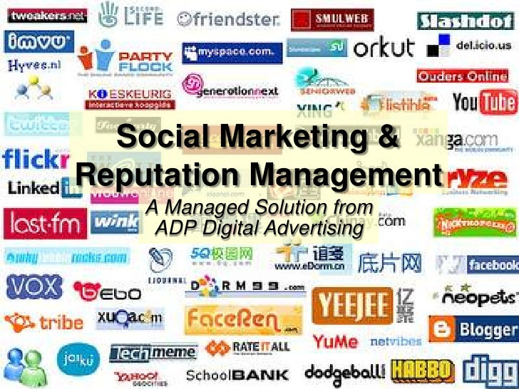 ADP Social Media Marketing and Reputation Management Solutions for Auto Industry