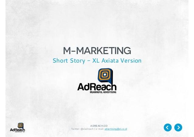 AdReach 2013 M-Advertising Summary