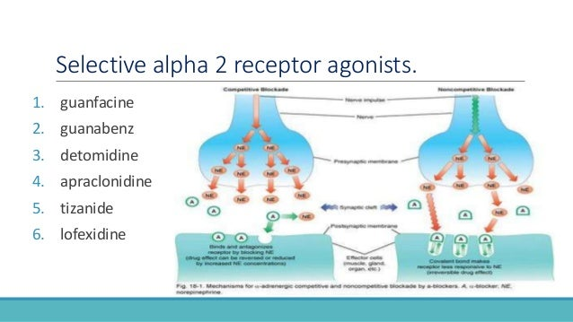 Cialis And Alpha Agonists