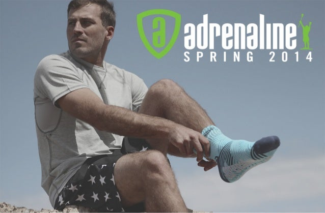 Adrenaline Spring 2014 Collection
