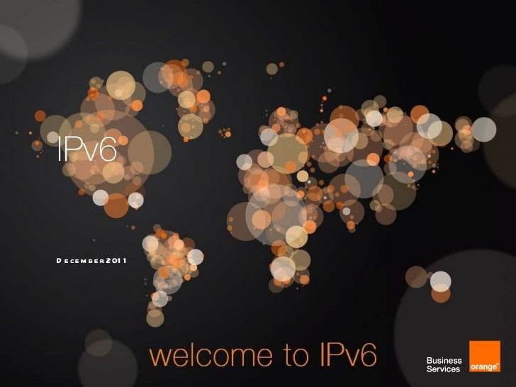 Adressing IPv6 strategy