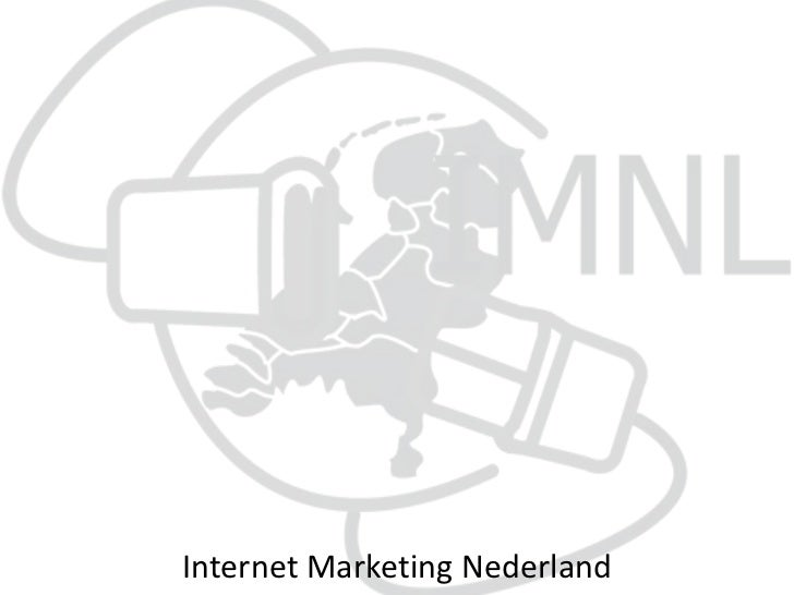 Internet Marketing Nederland<br />