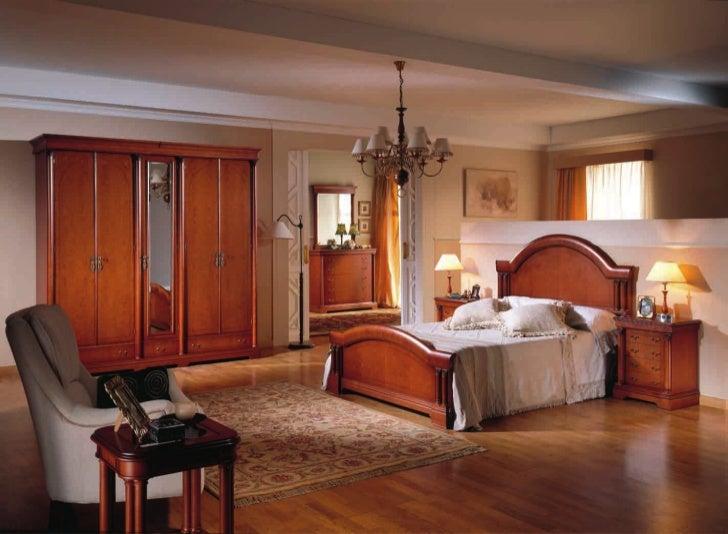 Dormitorios de matrimonio cl sicos adriana - Habitaciones juveniles clasicas ...