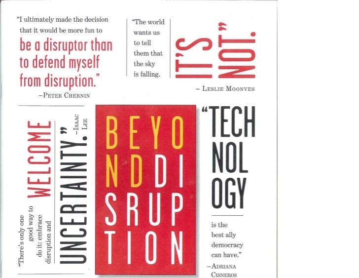 "Adriana Cisneros - Beyond Disruption ""The Hispanic Decade"""