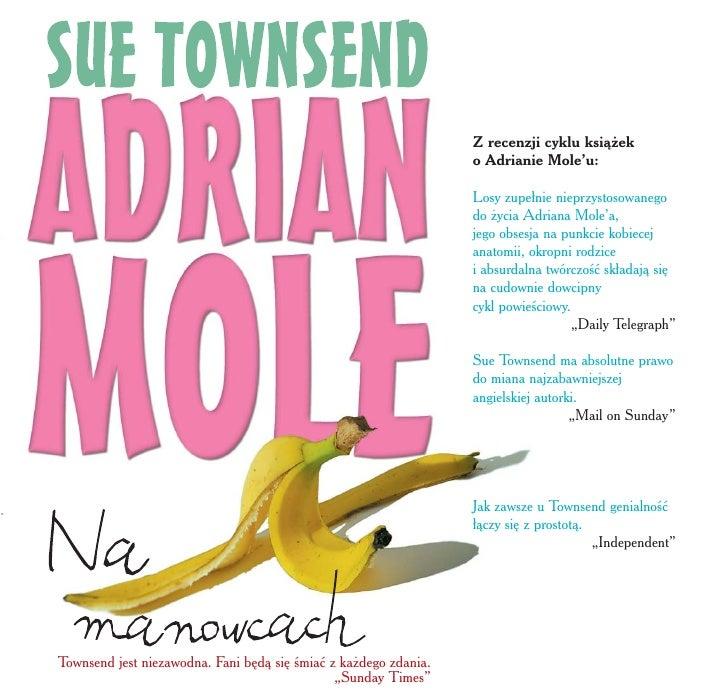 Adrian Mole. Na manowcach  Sue Townsend ebook