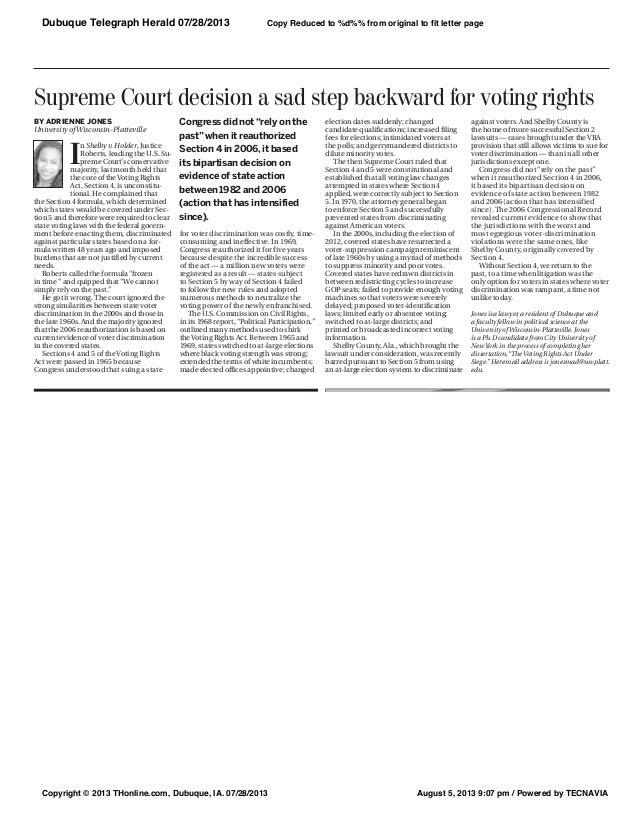Dubuque Telegraph Herald 07/28/2013 Copyright © 2013 THonline.com, Dubuque, IA. 07/28/2013 August 5, 2013 9:07 pm / Powere...