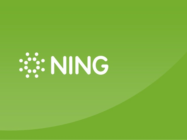 """""""FREE OF FREEMIUM, THINGS ARE STARTING TO LOOK UP AT NING"""" Taylor Bueley Forbes, August 20, 2010"""