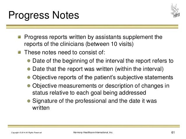 how to write progress notes For those of you entering private practice, you have more leeway in deciding what your client notes, often called progress notes, will look like soap.
