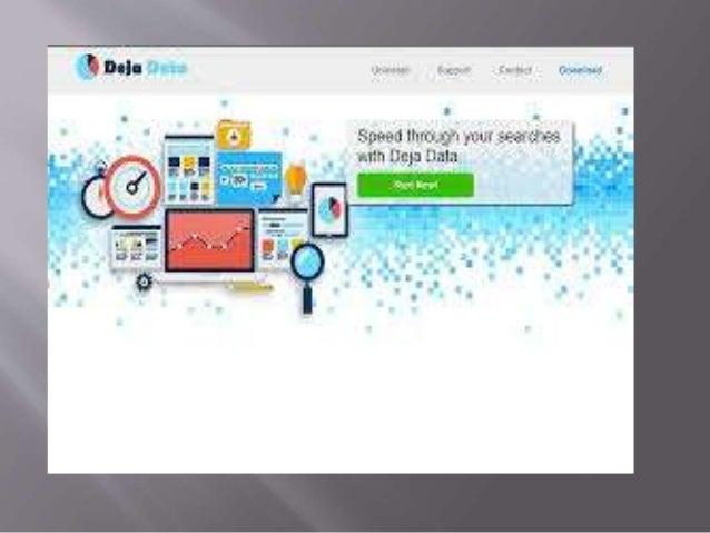Ads by Deja Data est un dangereux malwares qui affectent votre ordinateur très mal. Il est créé par les cybercriminels pou...