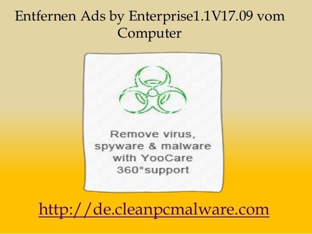 Entfernen Ads by Enterprise1.1V17.09 vom Computer http://de.cleanpcmalware.com