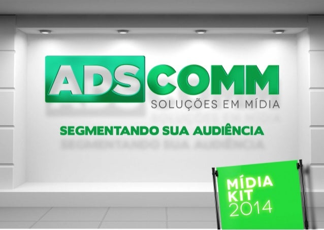 Adscomm midia kit2014