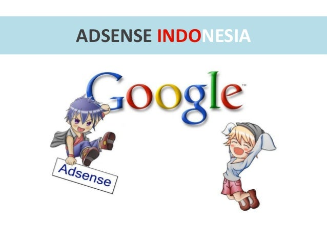 Google Adsense Indonesia