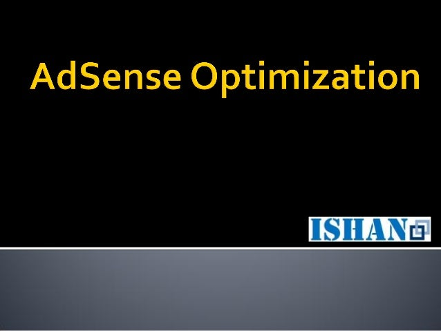 AdSense Optimization Tips for increased ad Revenue