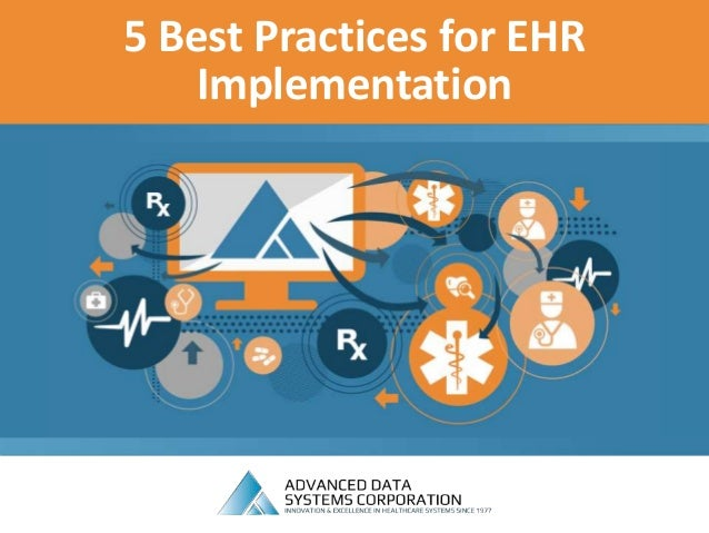 5 Best Practices for EHR Implementation