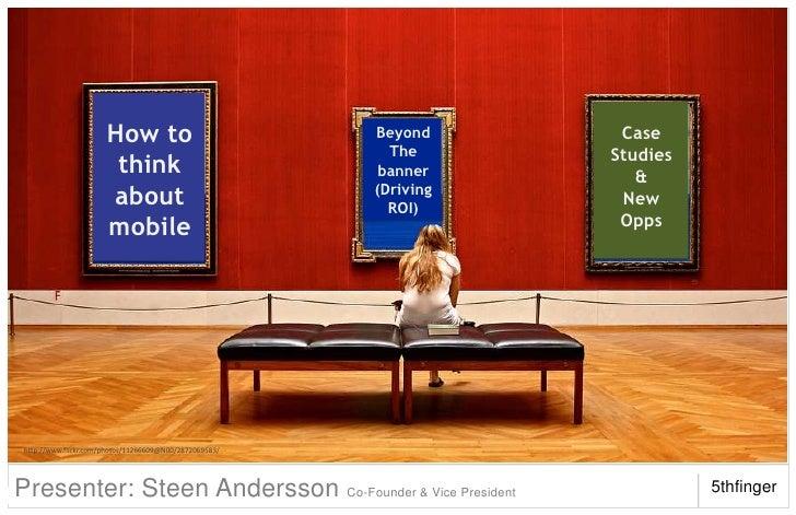 ADSPACE Workshop Series — Steen Andersson