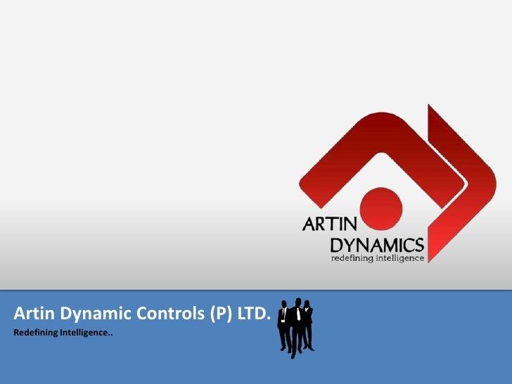 Artin Dynamics-Spara Software Presentation