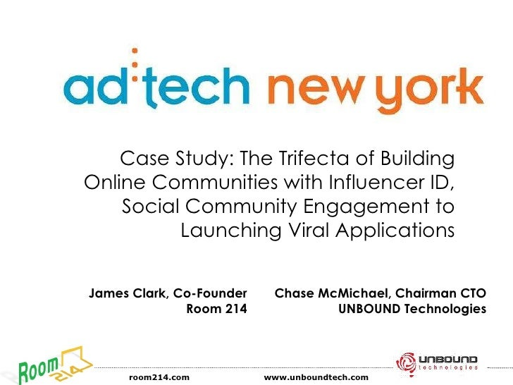 Case Study: The Trifecta of Building Online Communities with Influencer ID, Social Community Engagement to Launching Viral...