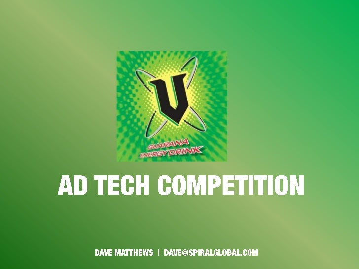 Final submission - Ad Tech - V marketing proposal