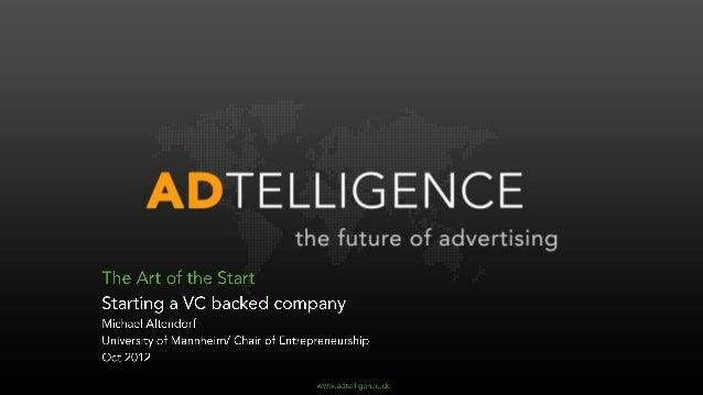 Create the worldwide leadingdata driven 1 to 1 digital marketing platformFULLY AUTOMATED // PERSONALIZED & TARGETED // BAS...