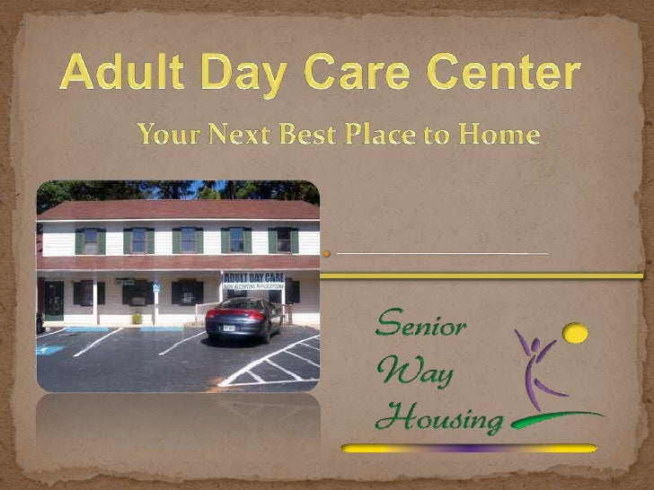 adult day care the place at tucson