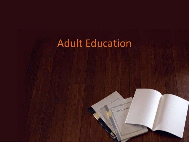 Adult education.pptx nee