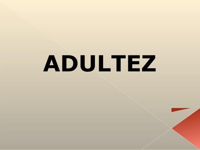Adultez joven