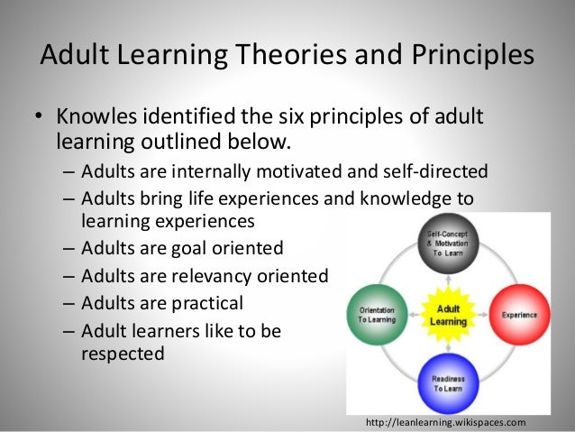 andragogy self directed learning in my personal perspective However, the learner must be within an environment that values self-directed learning knowles places an emphasis on the concept of the safe they need to be surrounded by other self-directed learners and grouped in a manner that they can learn new perspectives from learners with different.