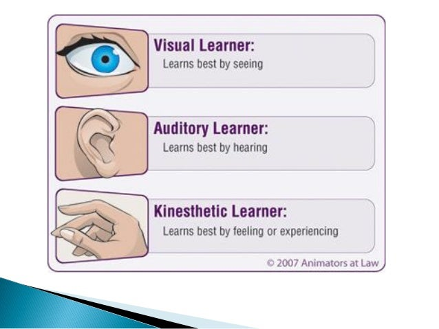 adult visual-spatial learners