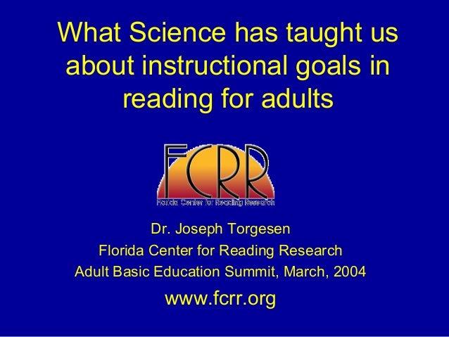 adult literacy florida