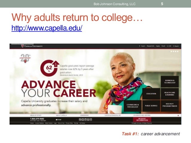 Older Student Going Back to College?