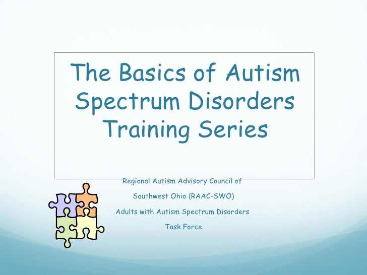 Adults with autism training series module four v2