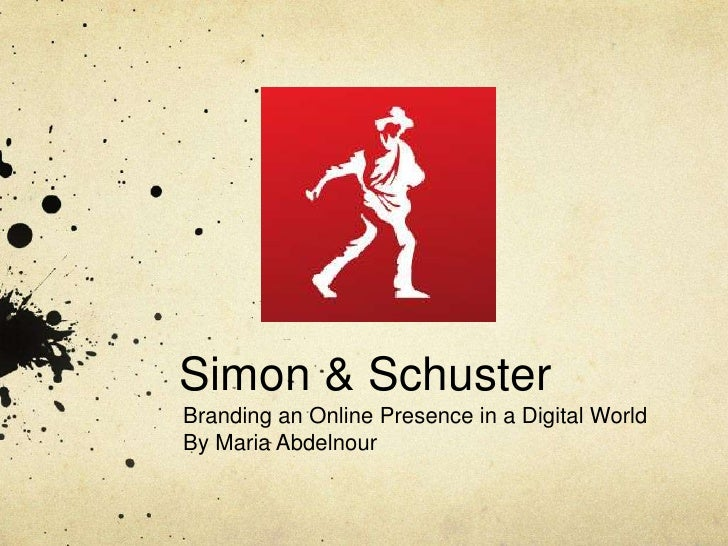 Simon & Schuster ADV 420 Final Presentation
