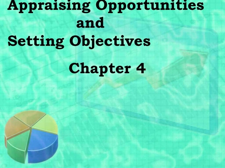 Adv 435 ch 4 opportunities