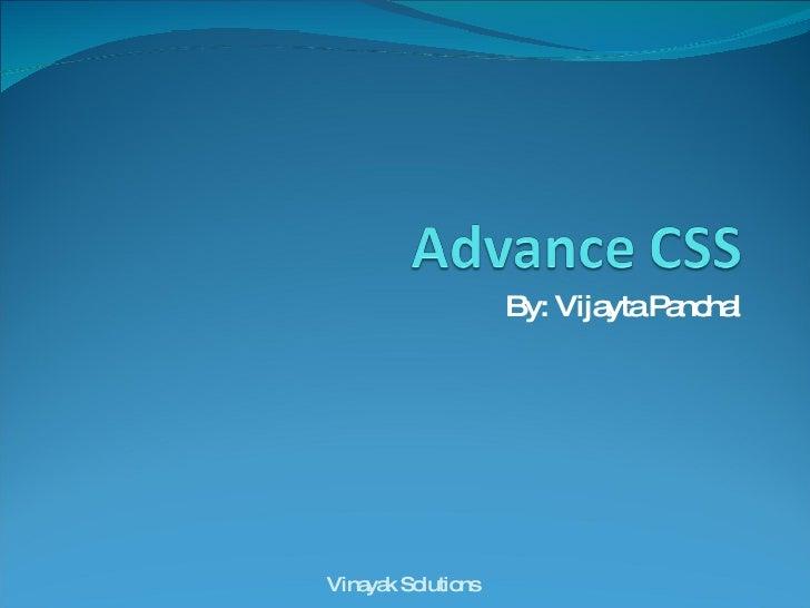 Advance Css 1194323118268797 5