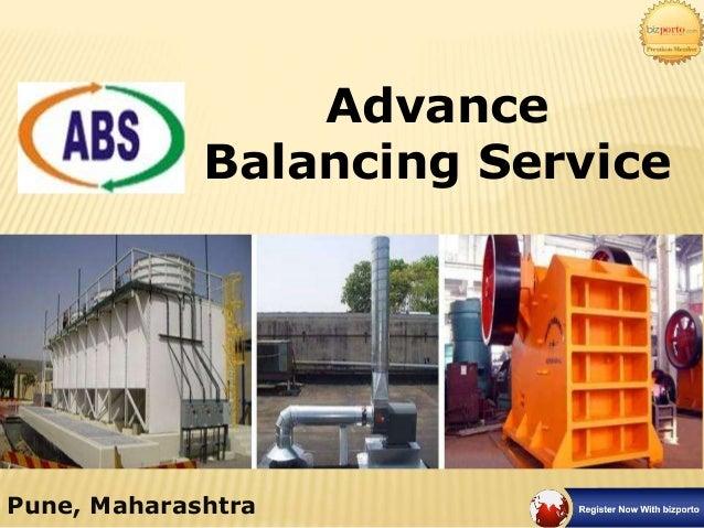 Pune, Maharashtra Advance Balancing Service