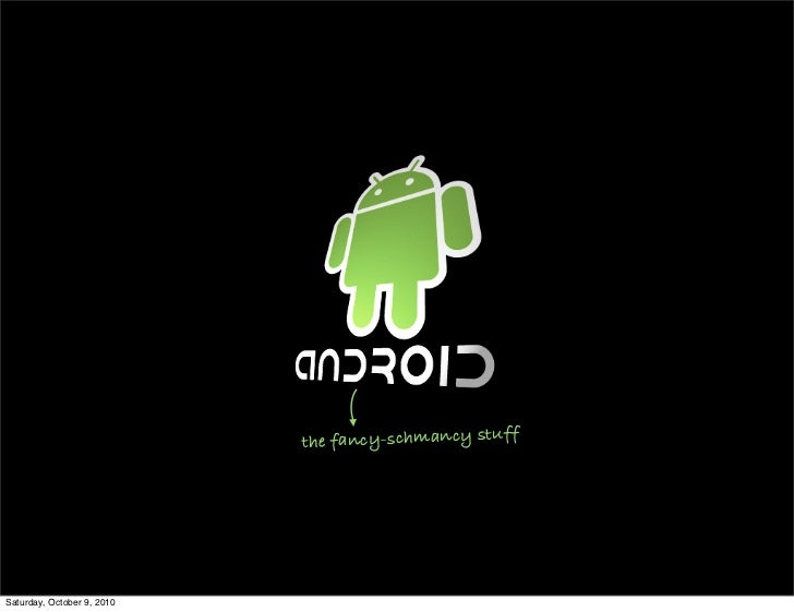 Advanced android