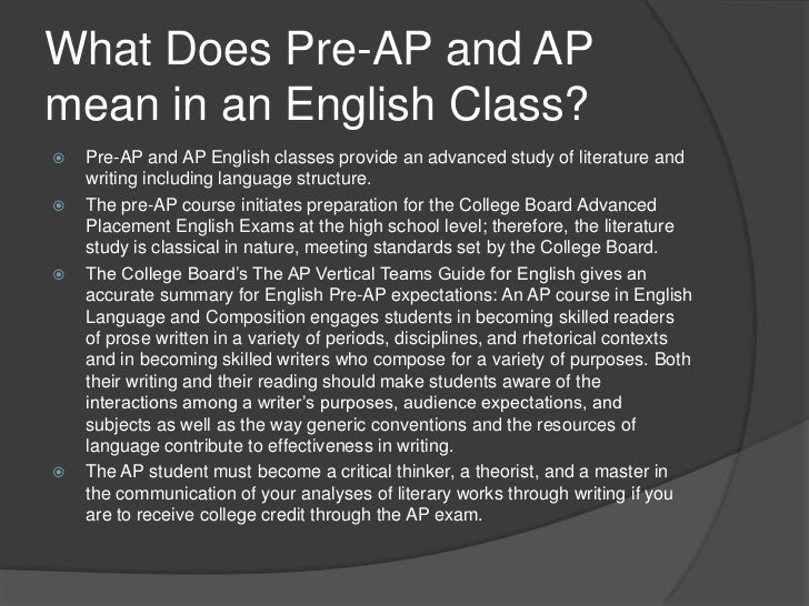 Are pre-ap tests timed?